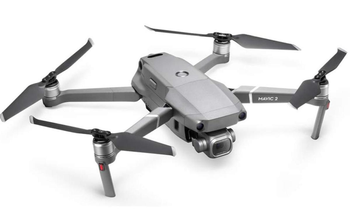 The DJI Mavic 2.