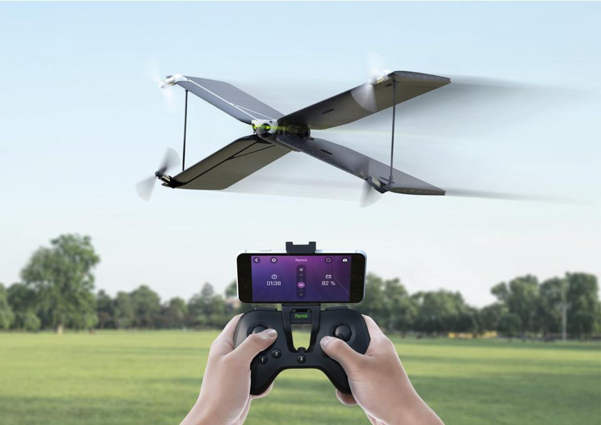 Parrot-Swing-Quadopter-Drone best drones