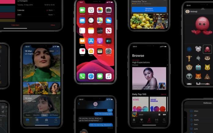Apple iOS 13 for iPhone