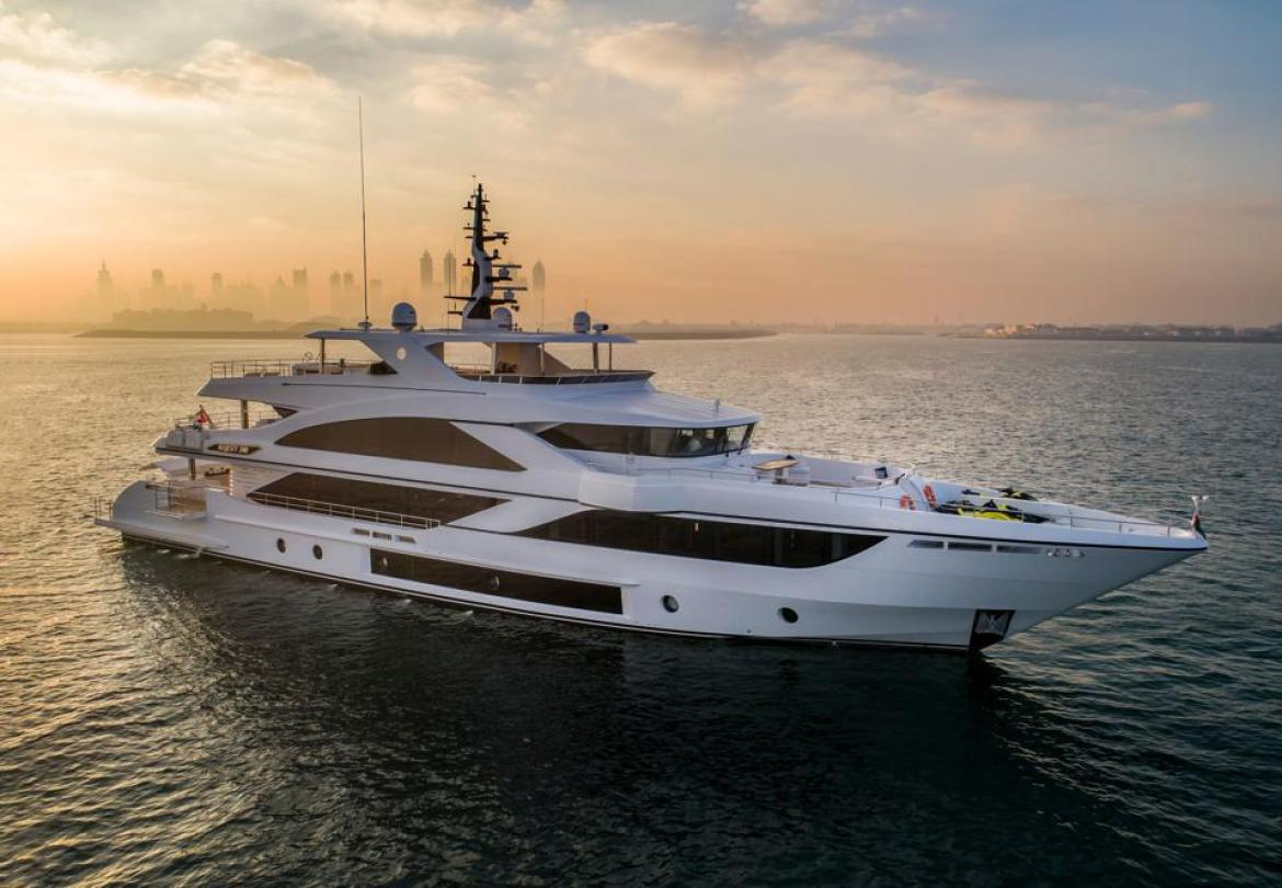 Dubai-based Majesty Yachts will make their debut at the Ft Lauderdale International Boat Show.