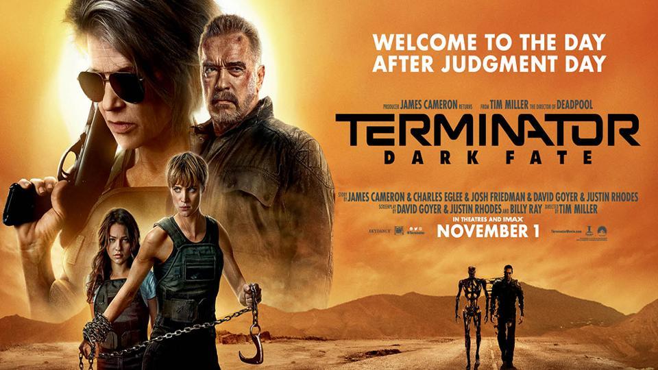 """نتيجة بحث الصور عن Terminator: Dark Fate"""""""