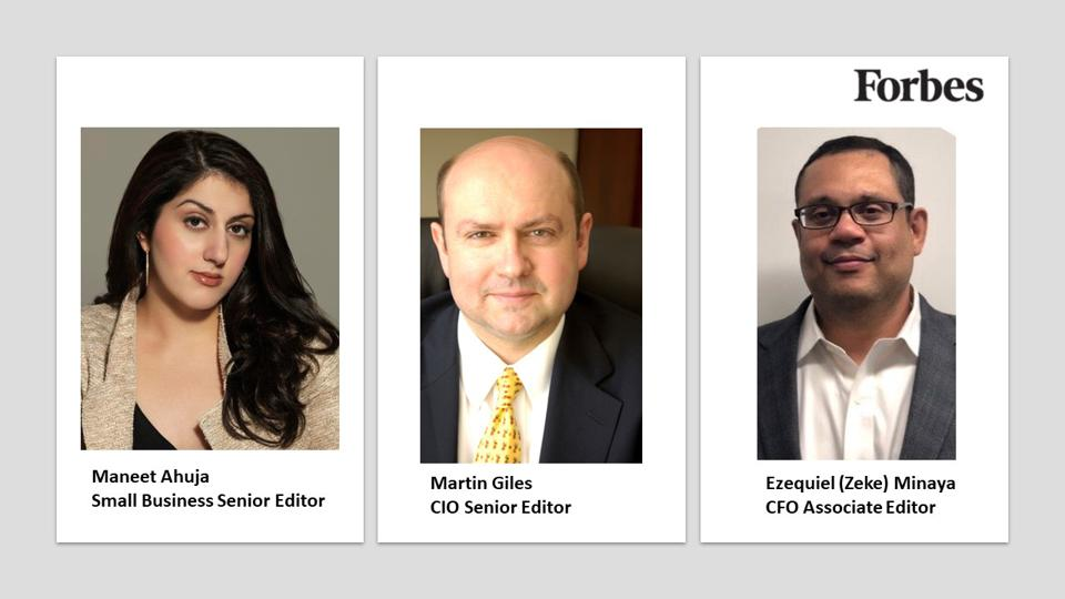 Forbes Editorial New Hires