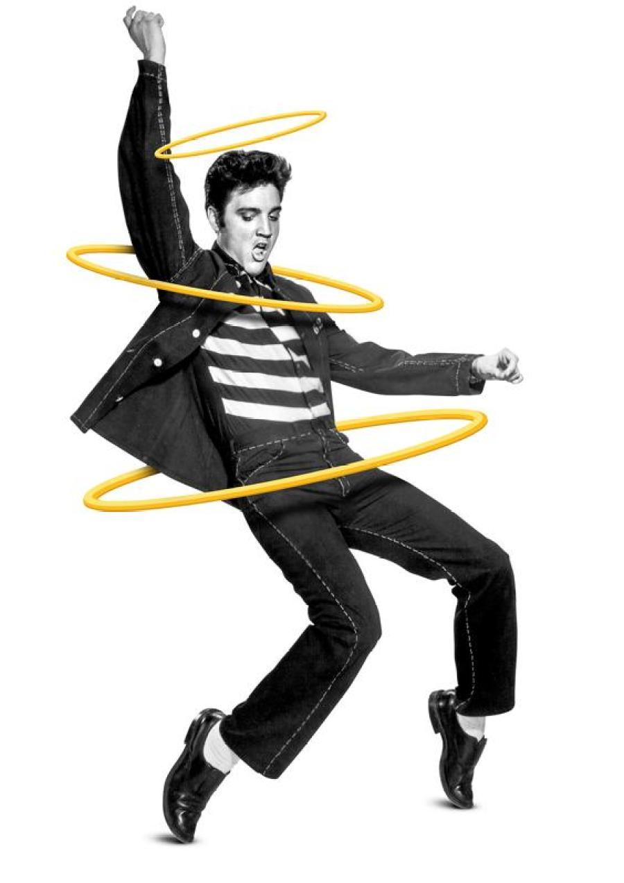#2: Elvis Presley