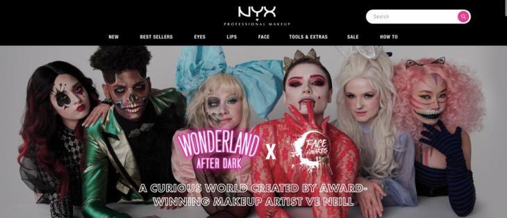 NYX-Cosmetics-Halloween-makeup-looks