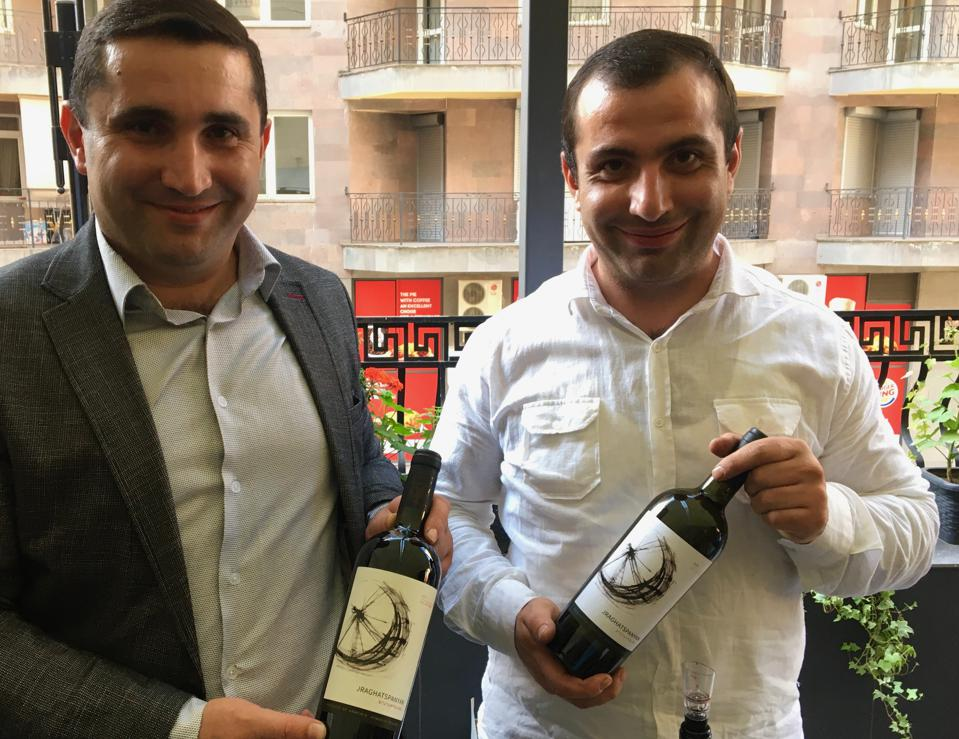 The low-key producers of quality wine from Jraghatspanyan Winery