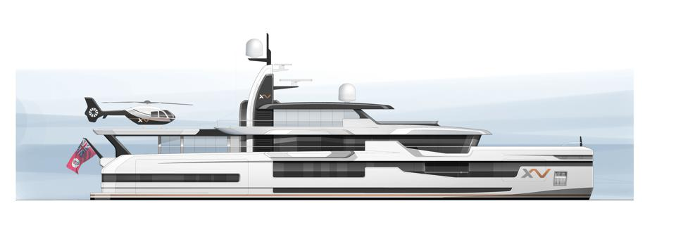 Xventure by Heesen and Winch Design