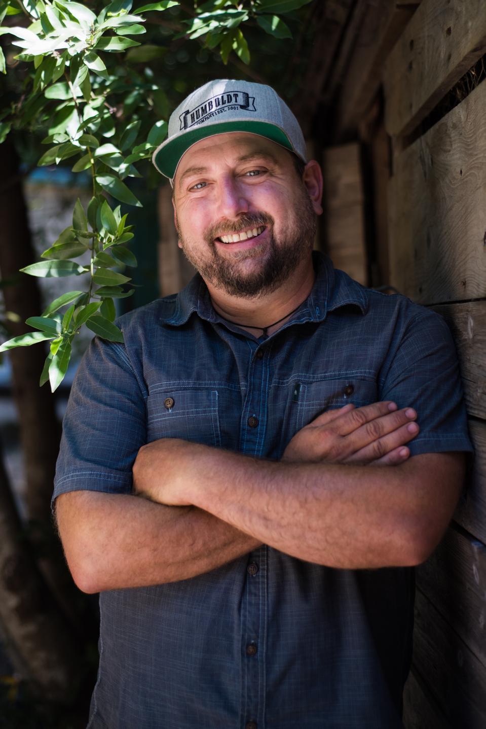 Nathaniel Pennington CEO: Humboldt Seed Company