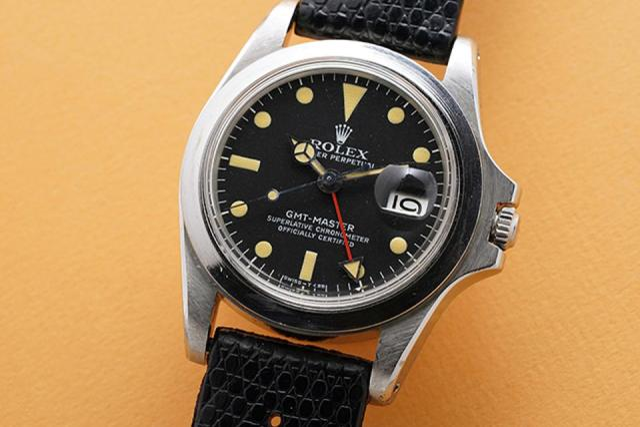 The Marlon Brando Rolex GMT-Master sold for $1,952,000.