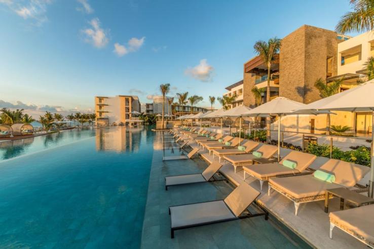Haven Riviera Cancun Nouvel An faites-vous