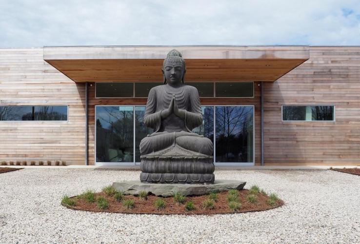 Hamptons du spa Shou Sugi Ban House