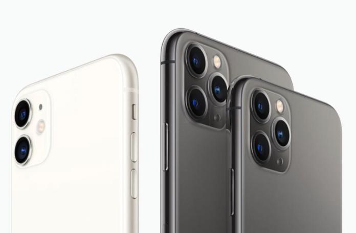 Apple iPhone 11, iPhone 11 Pro, iPhone 11 Pro Max - Apple