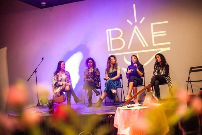 Collective BAE is a genre-fluid female talent group and community.