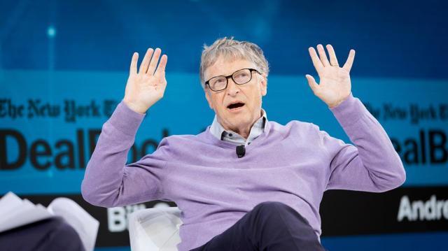 Bill Gates Bought An Electric-Powered Porsche. Then Elon Musk Tweeted A Response