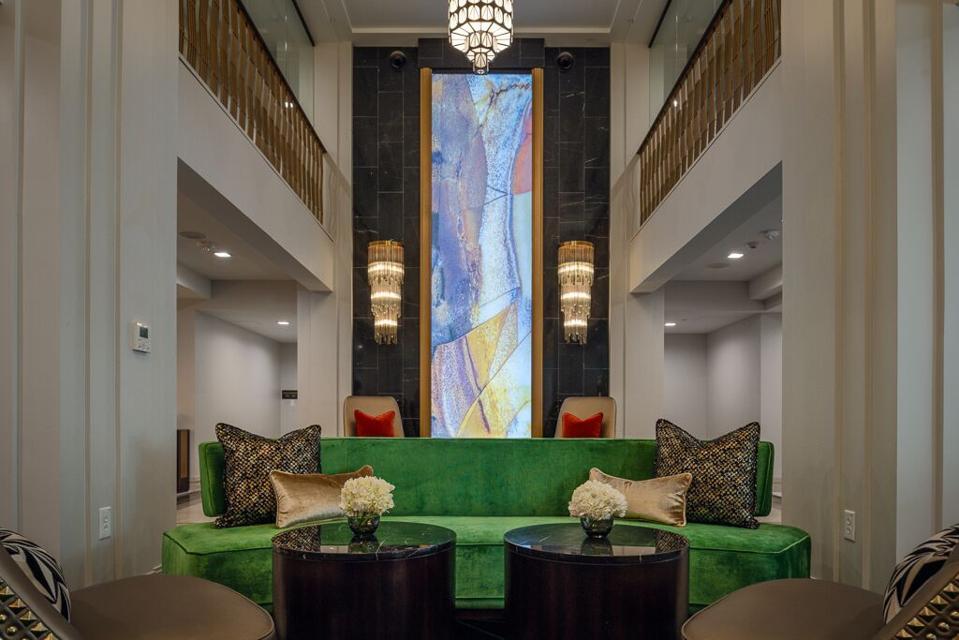 Interior Design Expert Explains Why Art Deco Is Forever On Trend
