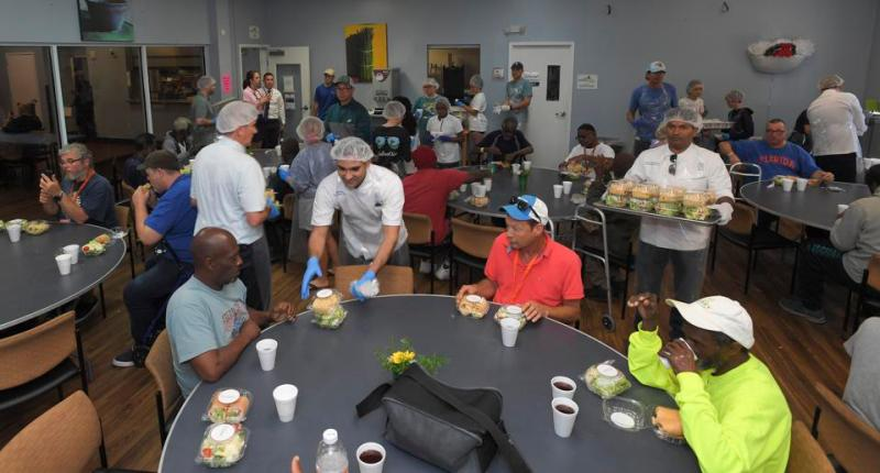 PGA Tour Food Donation
