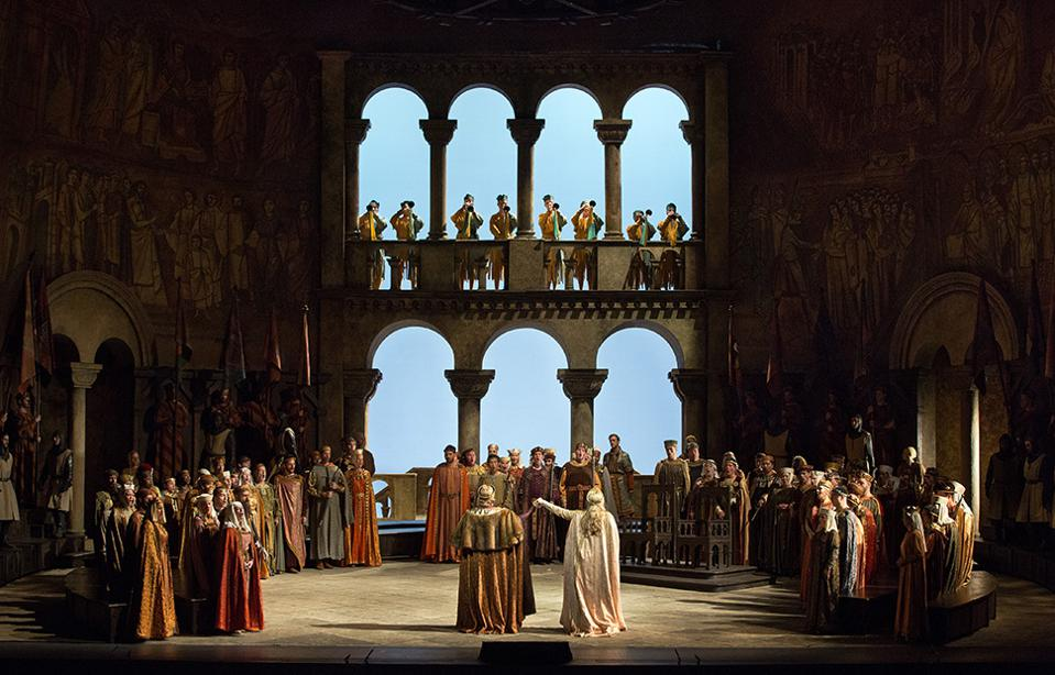 "A Scene from Wagner's ""Tannhäuser"""
