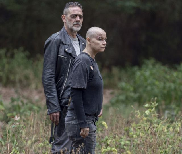 Is Negan Actually A Better Hero Than Rick On The Walking Dead