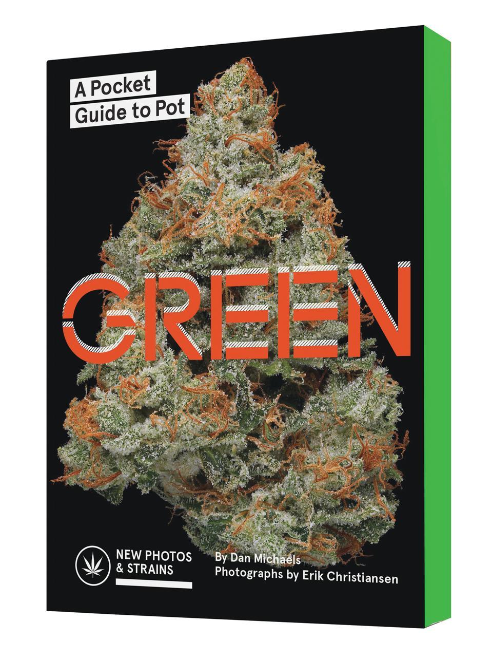 GREEN, Dan Michaels, Erik Christiansen, cannabis books, marijuana photography