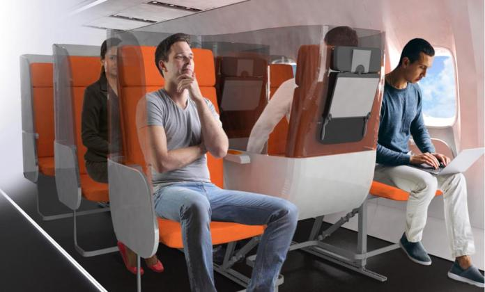 These May Be The Ideal Aircraft Seats For The Coronavirus Era