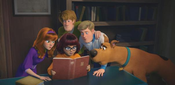 Scoob!' And 'Capone' Were Last Weekend's Top New Movies