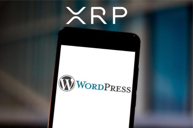 Blockchain: XRP Crypto Currency Bitcoin WordPress Ripple