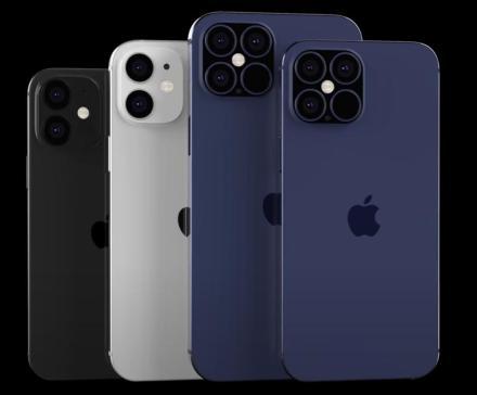Apple iPhone 12 High Resolution Display Upgrade Leaks