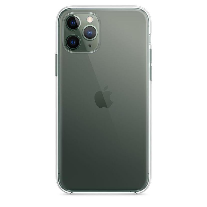 Étui transparent pour iPhone 11 Pro