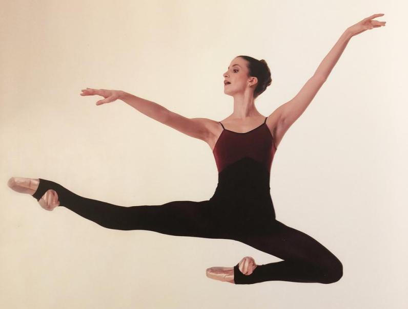 Ballet, Mirror, Brynn Putnam
