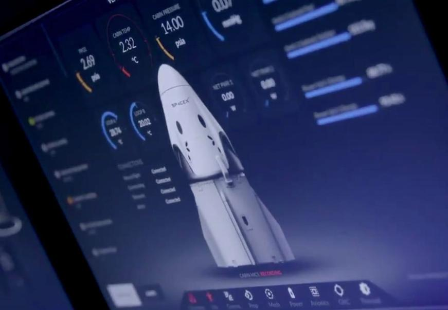 Behind The Scenes Of SpaceX Dragon Design