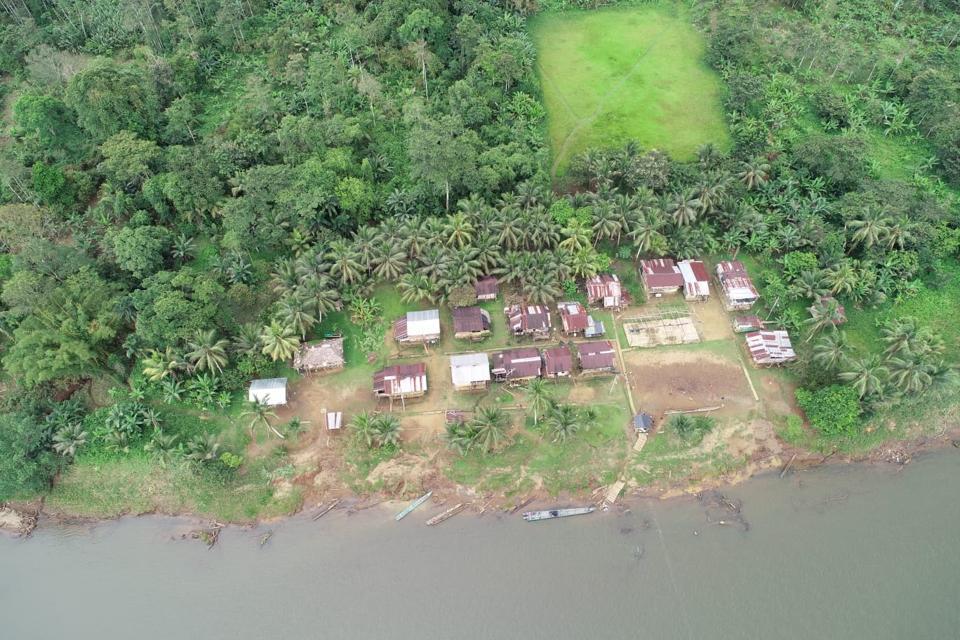 Chachi people, Ecuador, rainforest, pandemic