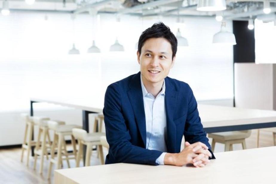 MICIN CEO Hara Seigo.