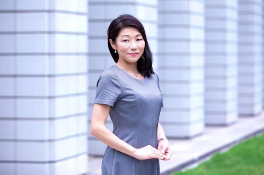 Agatha cofounder and CEO Kamakura Chiemi.