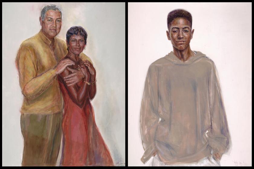 Bernard-and-Shirley-AND-Khalil-by-Artis-Lane