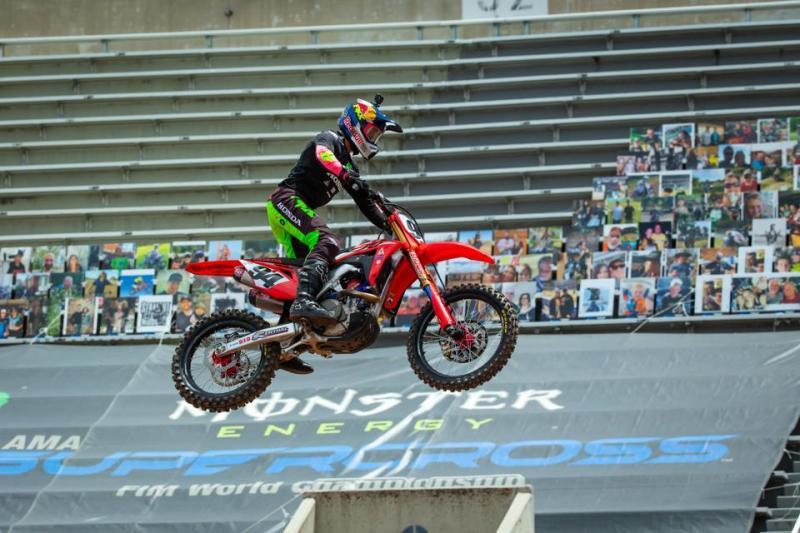 AMA Supercross Salt Lake City, Utah