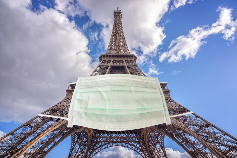 The U.S On Travel 'Red List' Of 16 Countries Issued By France