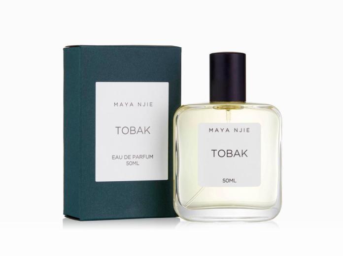 Tobak eau de parfum by Maya Njie