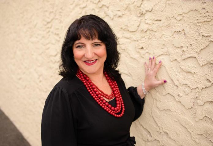 School psychologist Dr. Roseann Capanna-Hodge