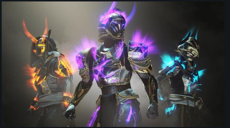 A List Of All The 'Destiny 2' Solstice Of Heroes Armor ...