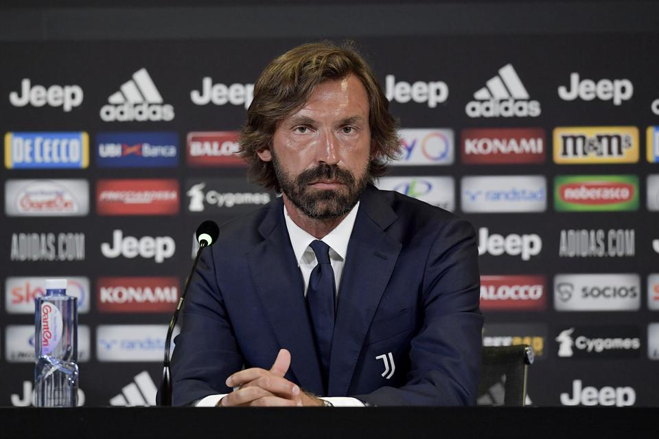 Why The Appointment Of Andrea Pirlo Is Out Of Character For Juventus