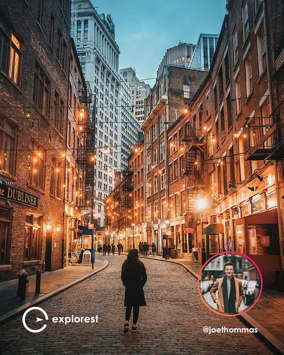 Explorest travel photographer app explore world's greatest destinations