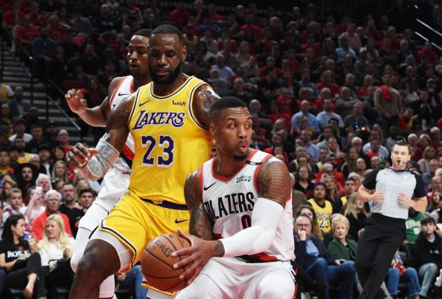 Los Angeles Lakers vs Portland Trail Blazers NBA Odds and Predictions