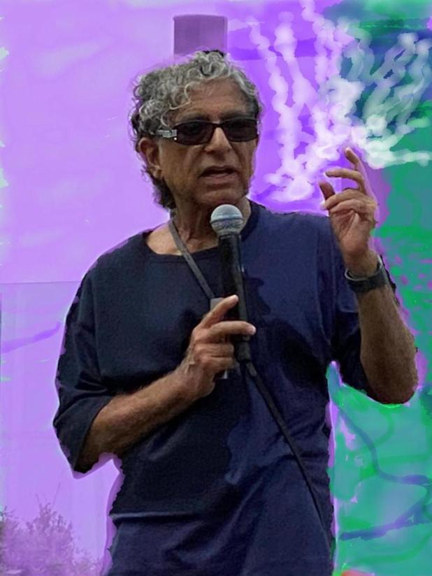 Blockchain: Deepak Chopra, Founder and Chair of the Chopra Foundation