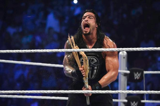 WWE Smackdown: Roman Reigns