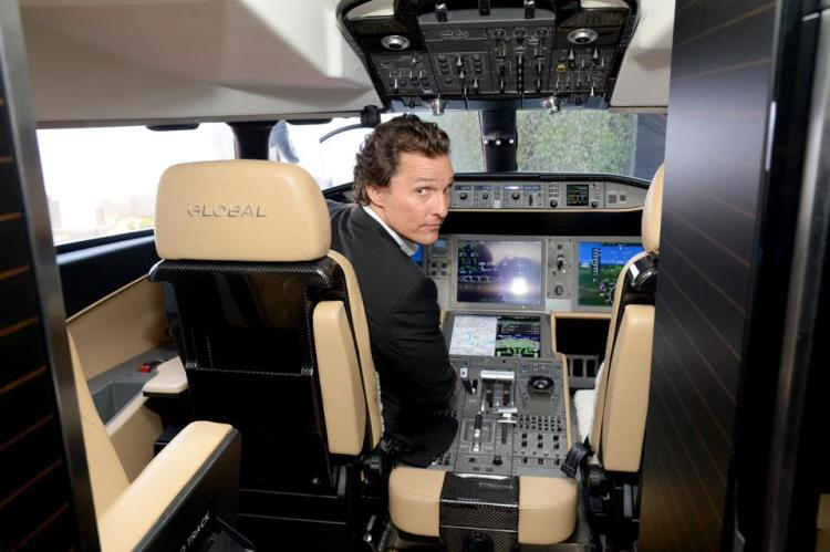 Bombardier Business Aircraft Global 7000 Jet Showcase