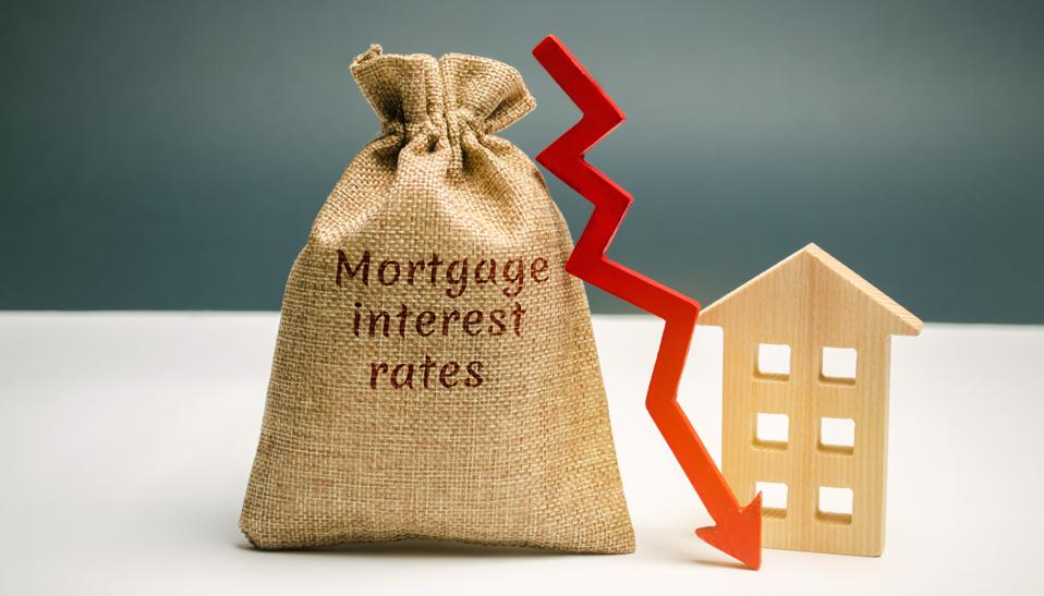 mortgage interest rates, interest rates, mortgages