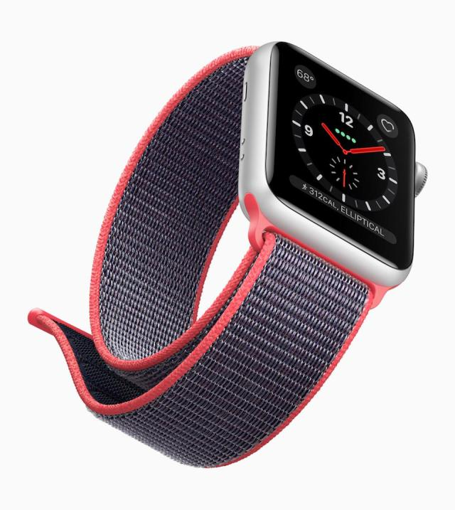 Apple Watch Series 3. Will Apple Watch SE look like this?