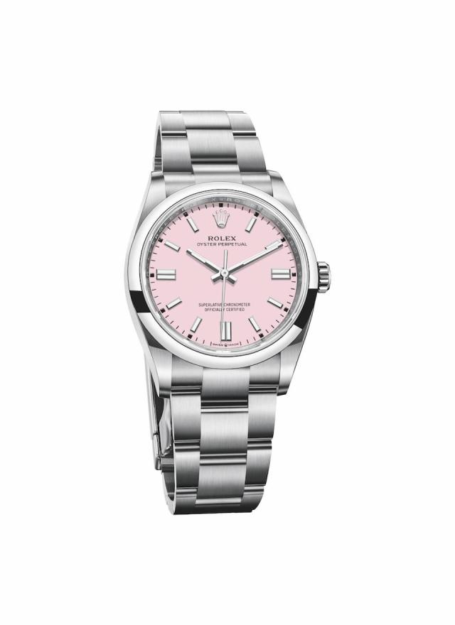 Rolex Oyster Perpetual watch 2020