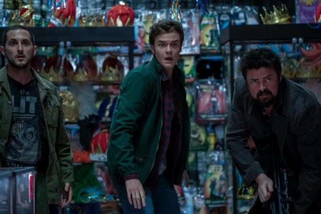 The Boys, season two, Amazon, interview, movie, review, Karl Urban, Jack Quaid, Homelander