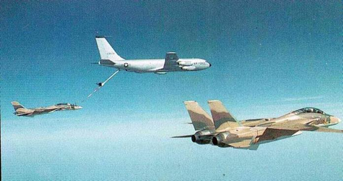 Iranian F-14, Iran Air Force,