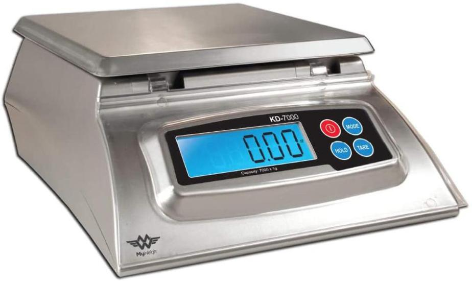 MyWeigh Kitchen Scale- KD7000 Scale